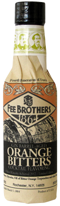 Fee Brothers Gin Barrel Orange 150ml