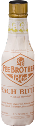 Fee Brothers Peach 150ml