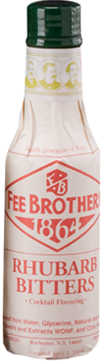 Fee Brothers Rhubarb 150ml