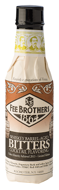 Fee Brothers Whiskey Barrel 150ml