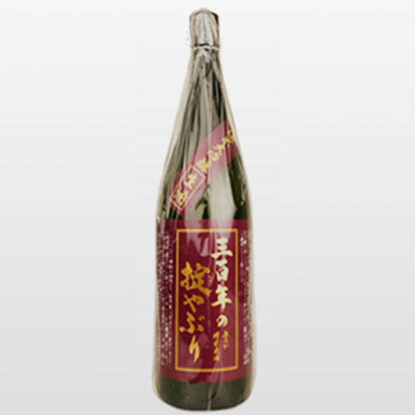 Sanbyakunen-no-okiteyaburi (braking the law since 300 years) | Junmai-daiginjo, unfiltered undiluted fresh sake 720ml