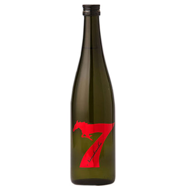 Nanakanba The Seven type R | Junmai-ginjo 720ml
