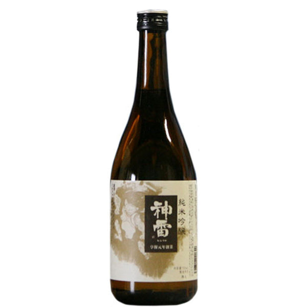 Shinrai | Junmai-ginjo 720ml