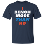 I BENCH MORE THAN KD - OKC - Youth