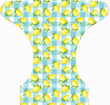 PRE-ORDER Forever My Babies Cloth Diaper - Picnic Lemons (Single Gussets, Print Placement Varies) - ETA July 2021