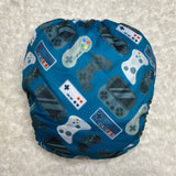IN-STOCK Forever My Babies Cloth Diaper - Video Game Controllers