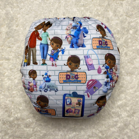 IN-STOCK Forever My Babies Cloth Diaper - Stuffed Animal Doc