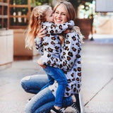Mommy & Me Leopard Print Top