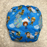 IN-STOCK Forever My Babies Cloth Diaper - Up