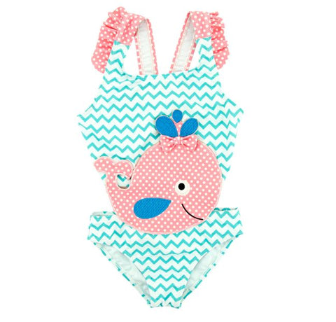 Whale Bathing Suit