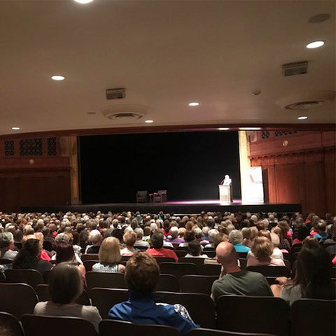 Louise Penny in Winston-Salem, NC