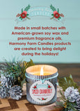 Wholesale Shelf Talker: Spiced Cranberry Zinc Jar