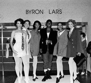 Black History Month Fashion Heroes: A Letter to Byron Lars