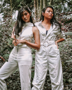 Jumpsuits Are The Ultimate Transition Piece