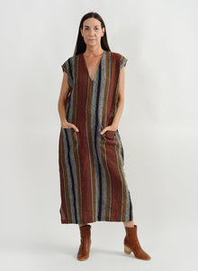 Athena Dress - Stripe