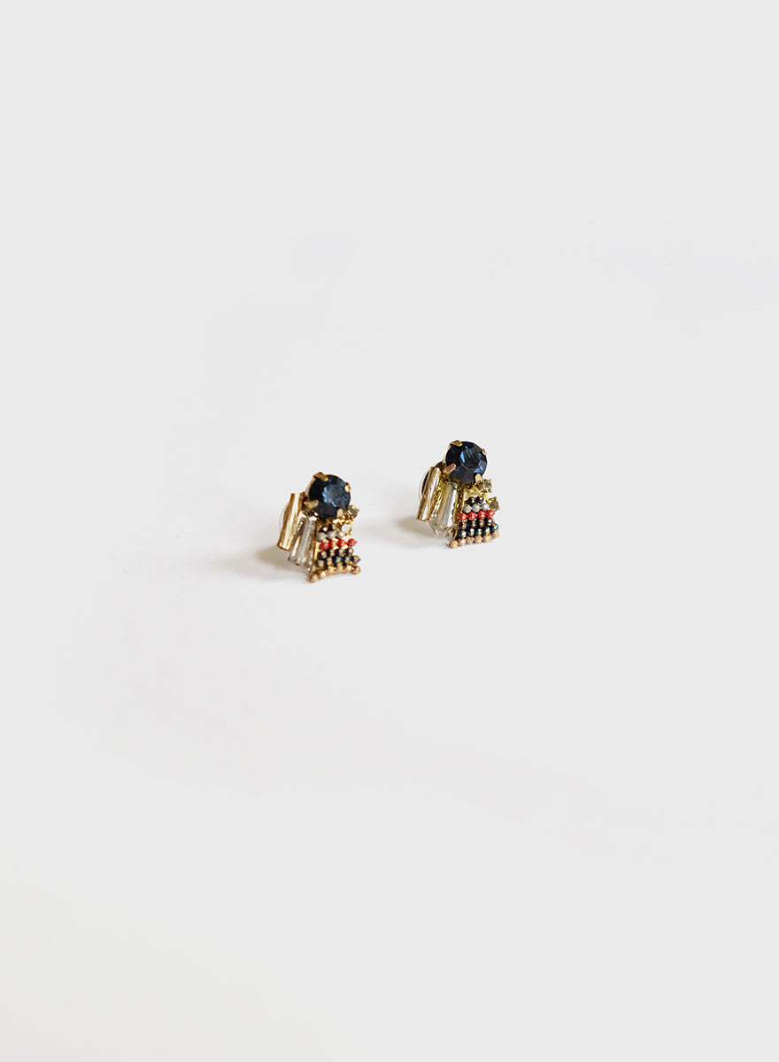 Blue Sky - Angel Studs