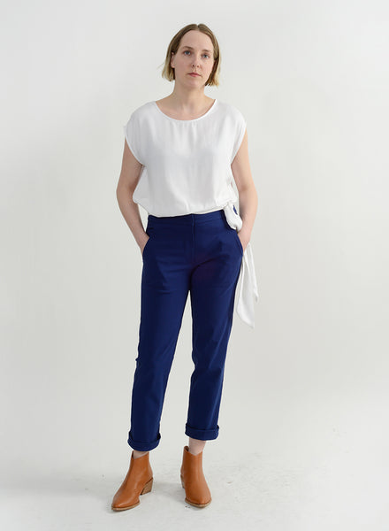 Classic Pant - Admiral