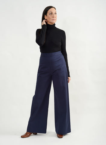 Dolly Pant - Navy
