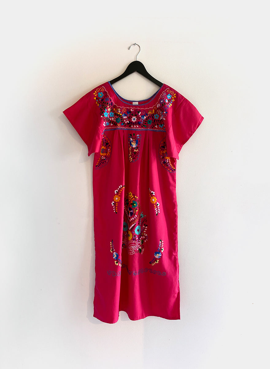 Huipil Dress - More Colors Available!