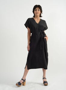Mezcal Shifty Dress - Black