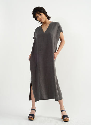 Mezcal Shifty Dress - Slate