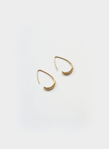 Blue Sky - Rain Drop Earrings