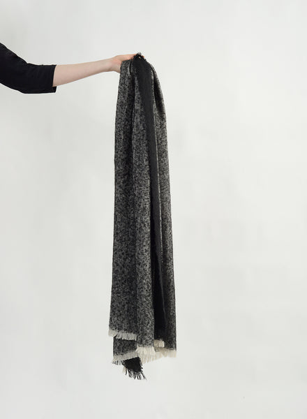 Scarf - Heathered Charcoal