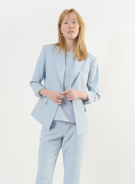 Suit Shell - Periwinkle