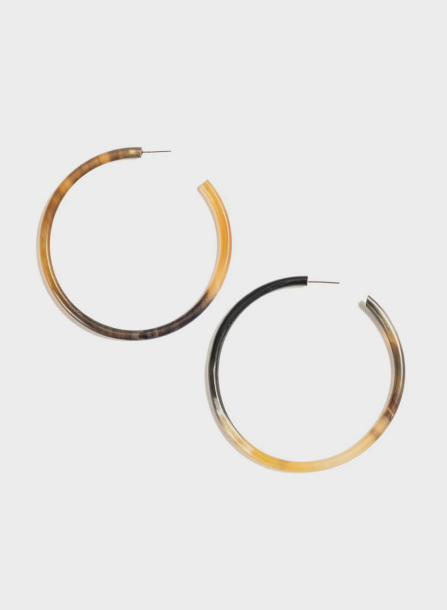 Soko - Large Horn Hoops
