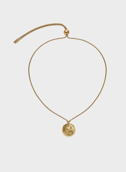Soko - Ripple Disk Pendant Necklace