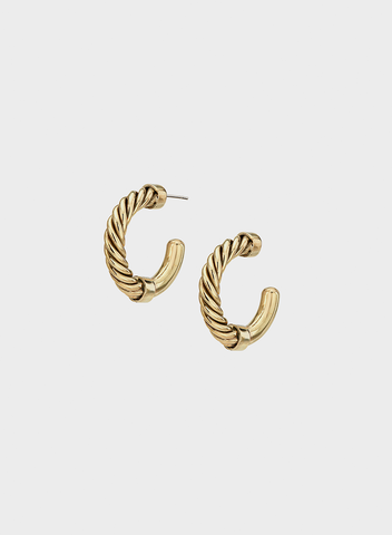 Soko - Uzi Mini Hoop Earrings