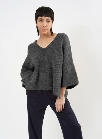 Anchorage Sweater - Grey