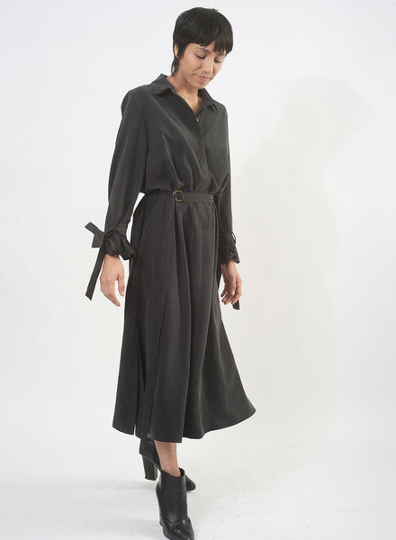 Boaker Dress - Black