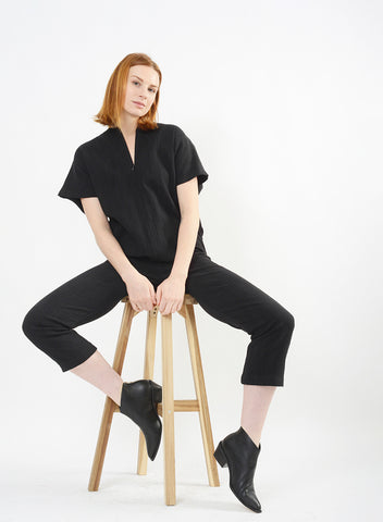 Diego Jumpsuit - Black