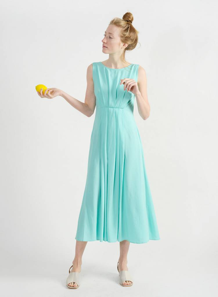 Georgitte Dress - Mint - L