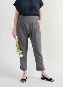 Long Holly Pant - Pewter - L