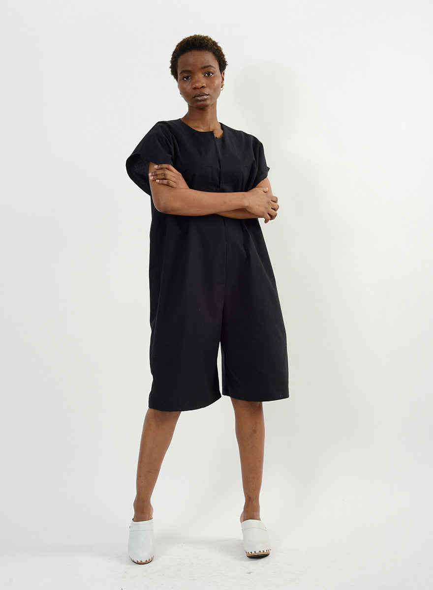 Michelada Jumpsuit - Black