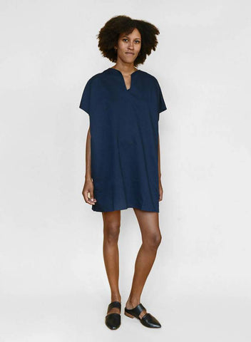 Painter's Smock - Navy