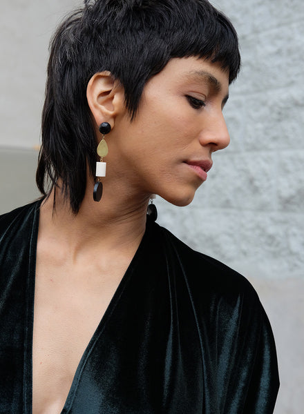 Soko - Luo Dangle Earrings - Multi