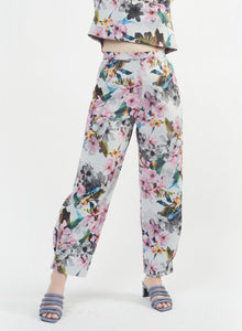 Spring LeMaire Pant - Floral