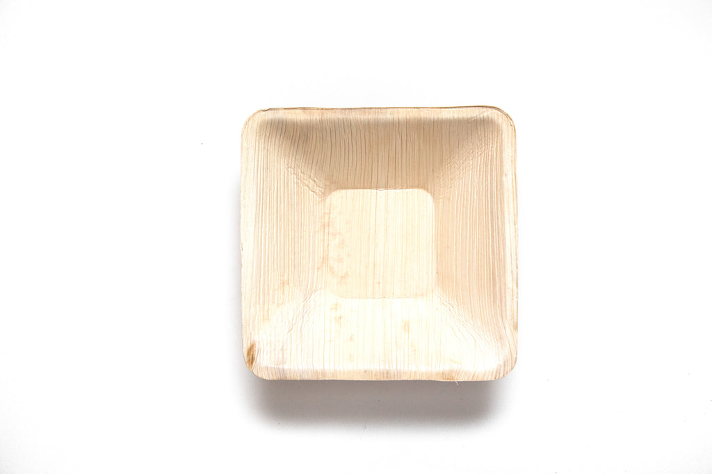 Square Leaf Bowls - Pack of 25