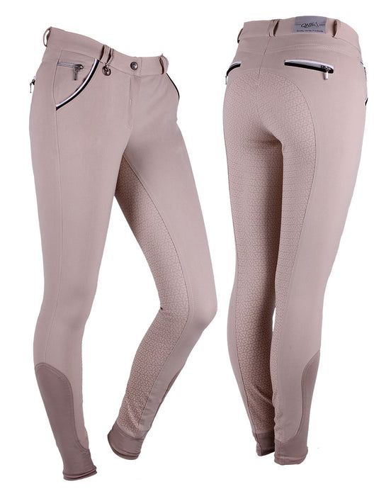 QHP Jacklyn Breeches with Full Anti-Slip Seat