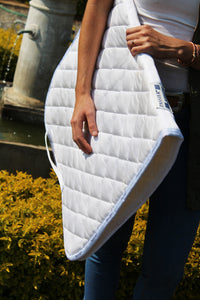 Passier Quilted Dressage Saddle Pad | Equestrian Serenity