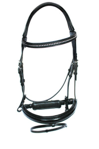 Passier Fortuna Snaffle Bridle | Equestrian Serenity