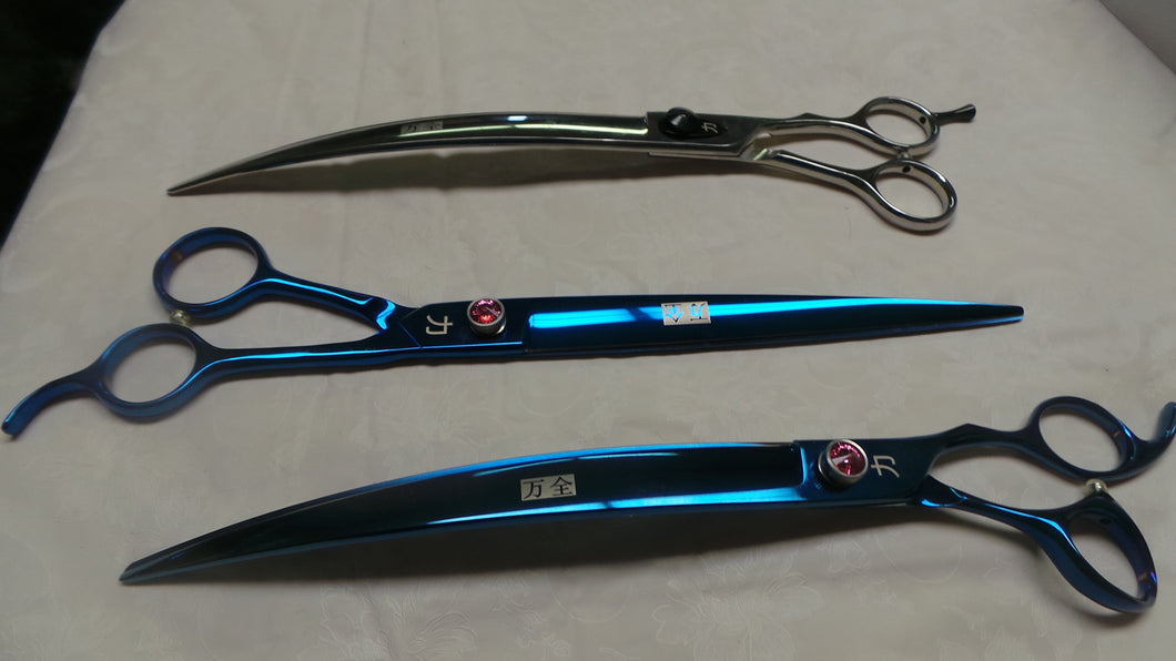 10 inch Straight and Curved Shears