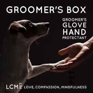 Groomer's Box Groomer's Glove Hand Protectant/Lotion 8oz