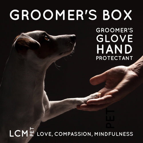 Groomer's Box Groomer's Glove Hand Protectant/Lotion 2oz
