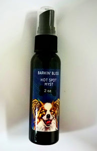Barkin Bliss Hot Spot 2 oz
