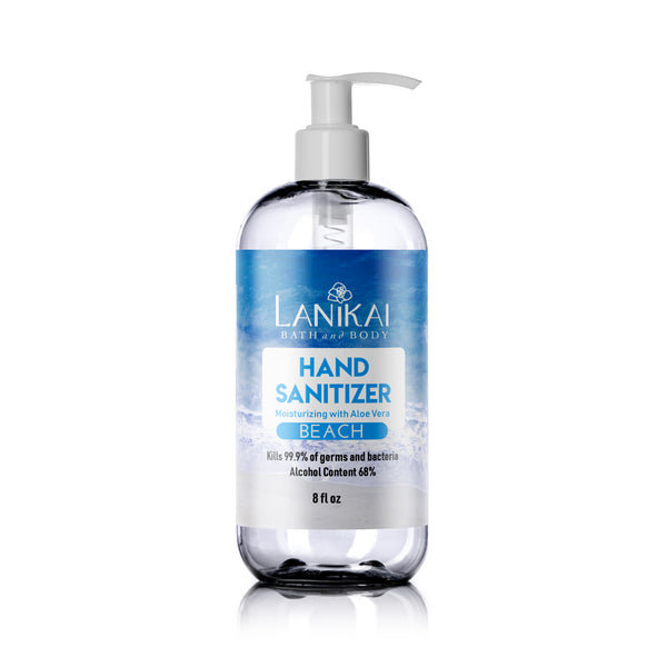 Shop online High quality 8 oz Natural Hand Sanitizer Mist - Lanikai Bath and Body