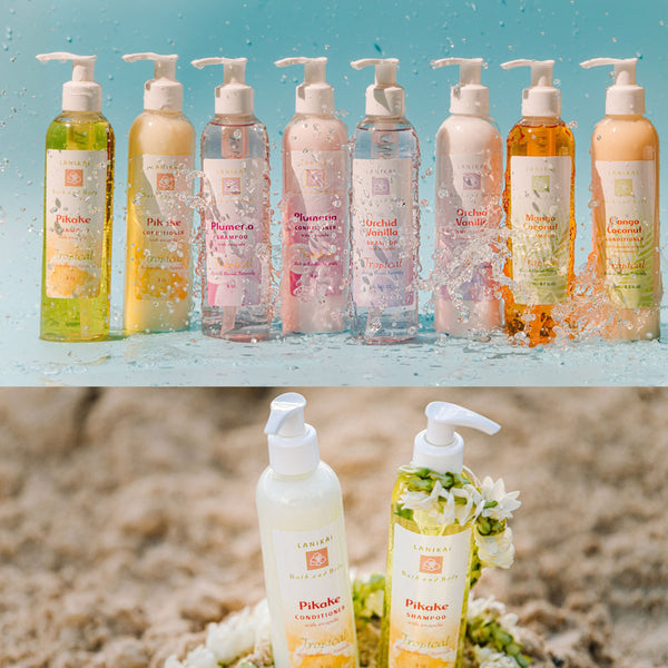 Shop online High quality Shampoo or Conditioner 8.5 oz. - Lanikai Bath and Body
